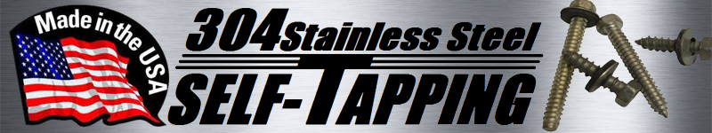 Atlas Stainless Steel Self Tapping