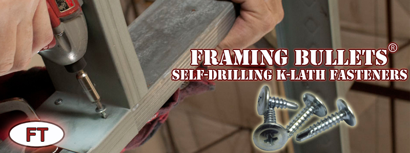 Framing Screws Self Drilling